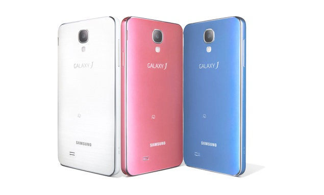 Samsung Galaxy J with 5-inch full-HD display, Android 4.3 unveiled