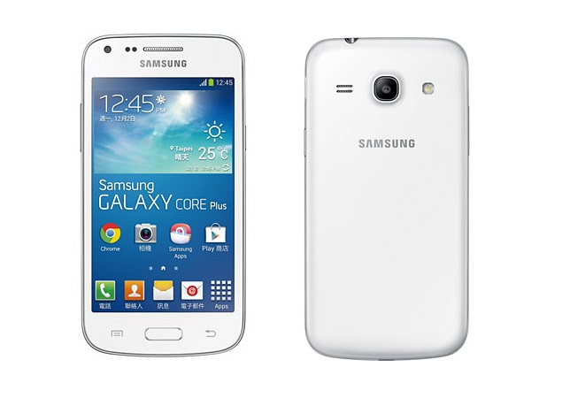Samsung Galaxy Core Plus with dual-core processor, Android 4.2 launched