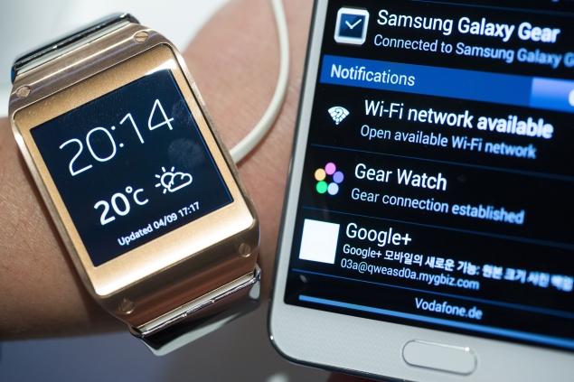 Samsung Galaxy Gear smartwatch gets a lukewarm response
