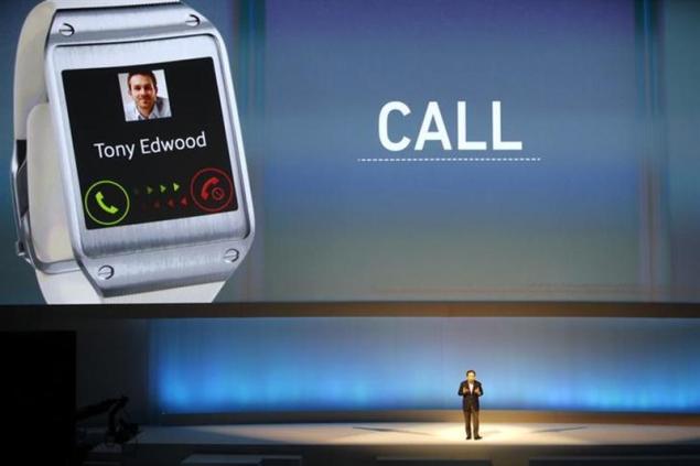 Samsung Galaxy Gear smart watch: First impressions