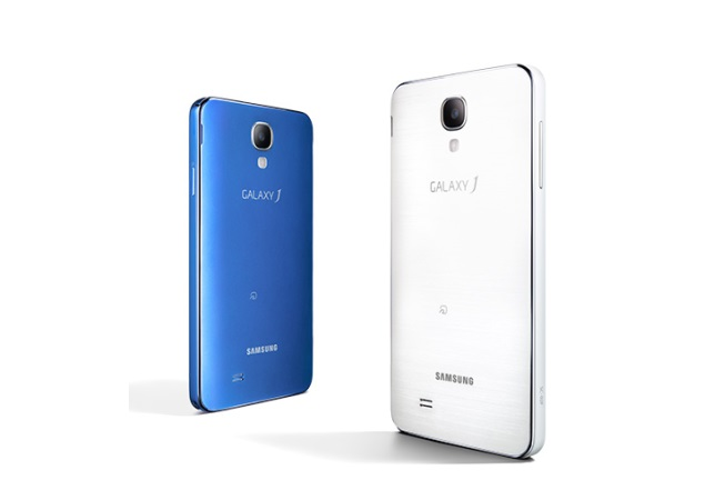 Samsung Galaxy J with 5-inch full-HD display launched in Taiwan