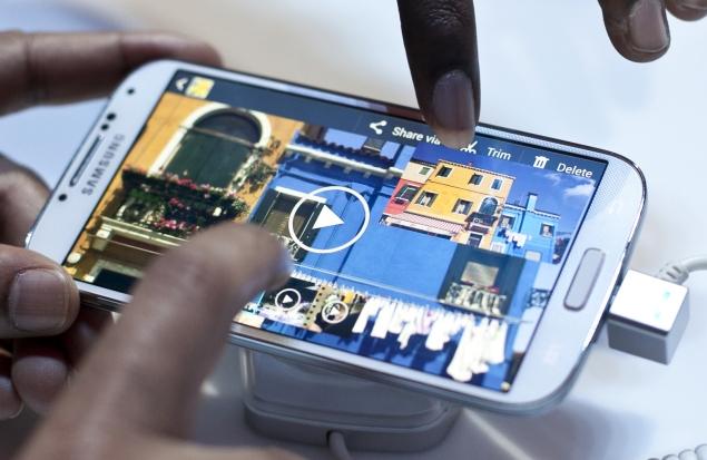 Samsung Galaxy S4: Hands on