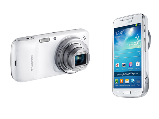 Samsung Galaxy S4 Zoom smartphone launched with 16-megapixel sensor, 10x optical zoom