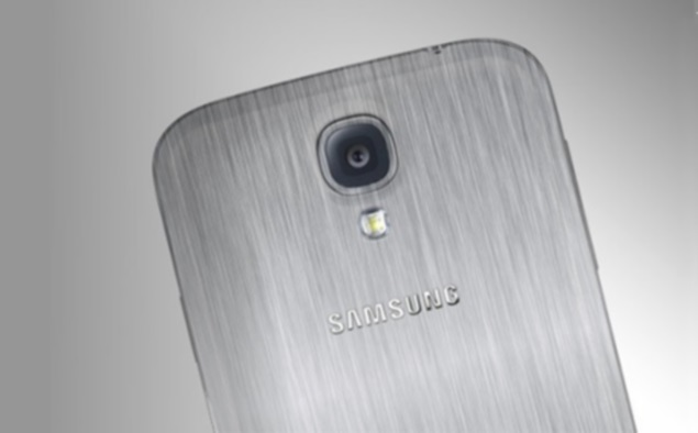 Samsung Galaxy S5 to reportedly feature aluminium unibody metal chassis