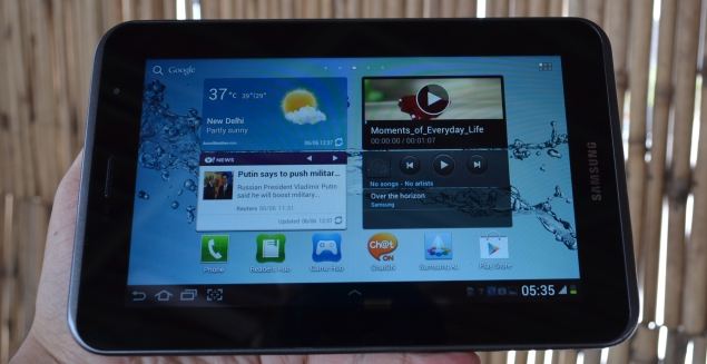 Samsung to release high-end tablet 'Roma' to rival Google Nexus 10: Report