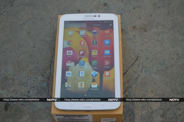 Samsung Galaxy Tab 3 211 review