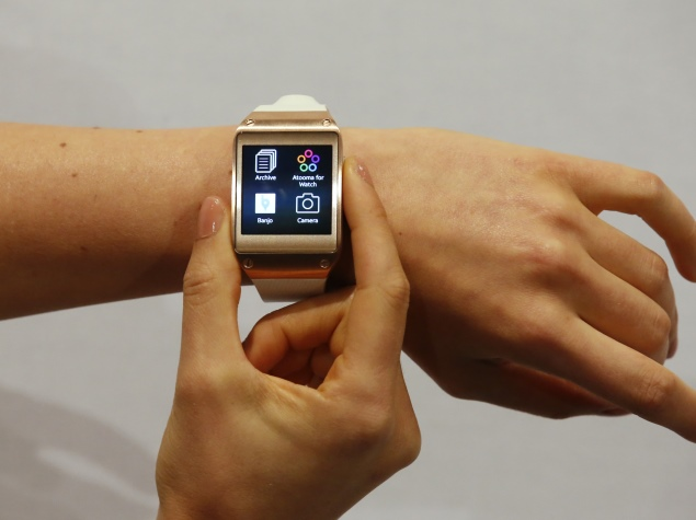 Wearable devices seen as next major platform by app developers