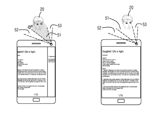 Samsung Galaxy S5 tipped to come with head tracking gesture controls