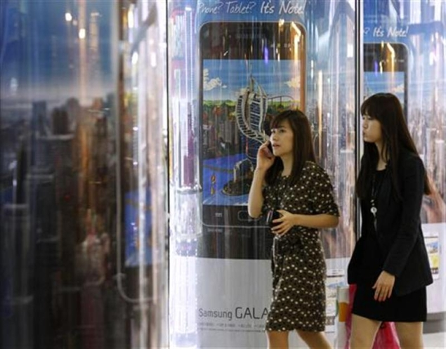 Samsung posts record quarter profits riding on Galaxy smartphones success