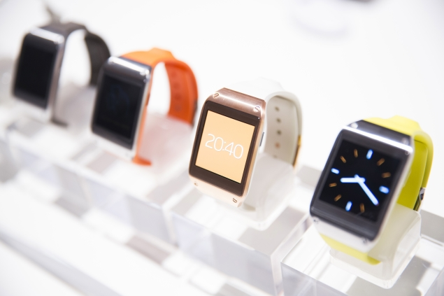 Samsung Holds 71 Percent Global Smartwatch Share in Q1 2014: Report