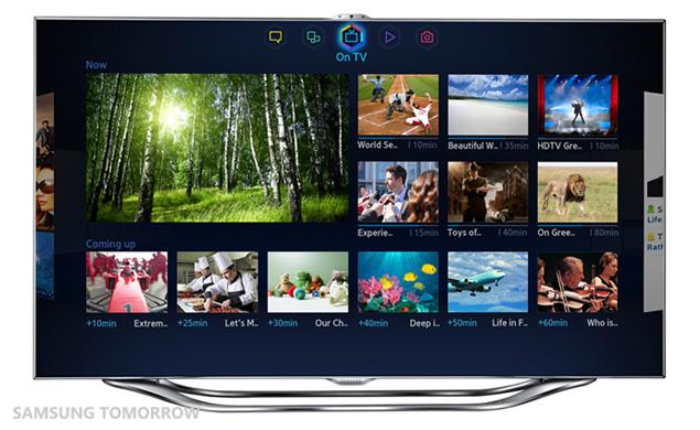 Samsung releases CES Smart TV teaser video, announces updated Smart Hub