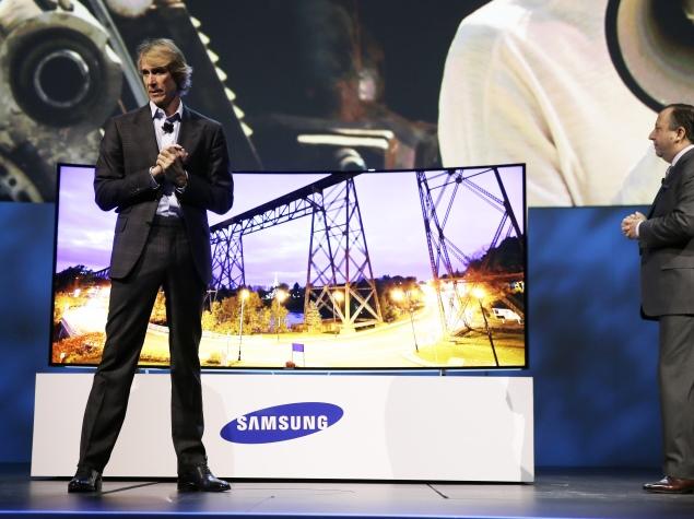 CES 2014: Samsung partners Amazon, Comcast and Netflix for 4K TV content