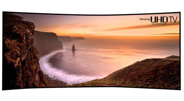 LG, Samsung to launch 105-inch curved UHD TVs at CES 2014