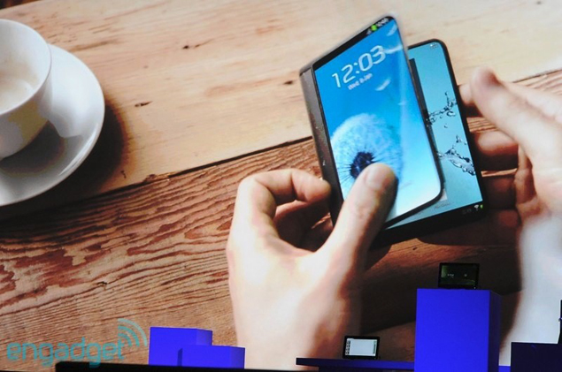 Samsung's flexible 'Youm' OLED display coming to future smartphones and tablets