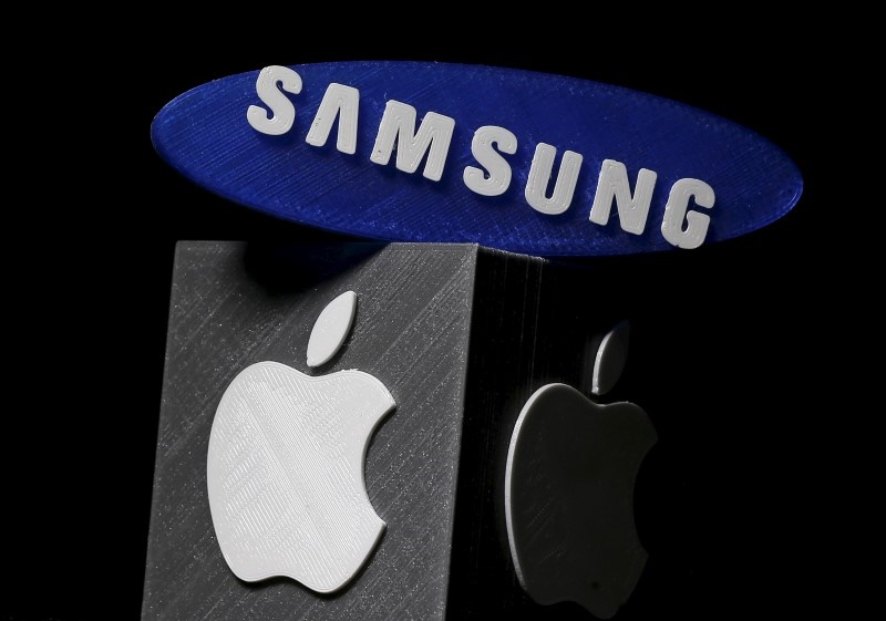 Designers Come Out for Apple in Patent Fight With Samsung