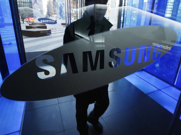 Samsung Electronics Tips First Annual Profit Fall in 3 Years