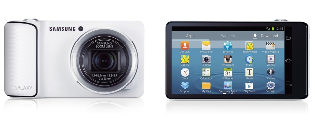 Samsung's Android-based Galaxy Camera up for India pre-orders