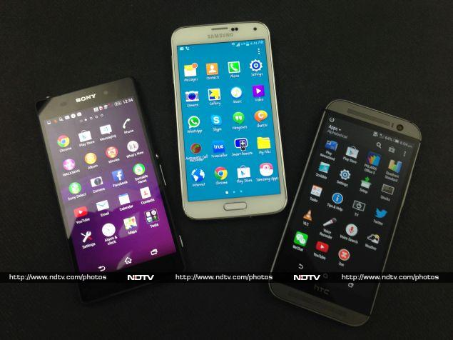 samsung_galaxy_S5_htc_one_m8_sony_xperiz_z2_menu_ndtv.jpg