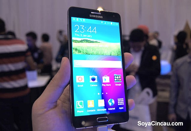 Samsung Galaxy A7 Unveiled by Firm at Malaysia Launch Event: Report