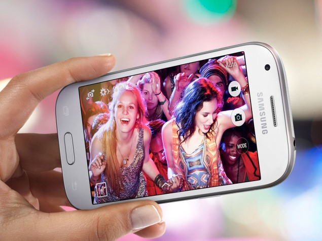 Samsung Galaxy Ace Style LTE With 4.3-Inch Super AMOLED Display Launched