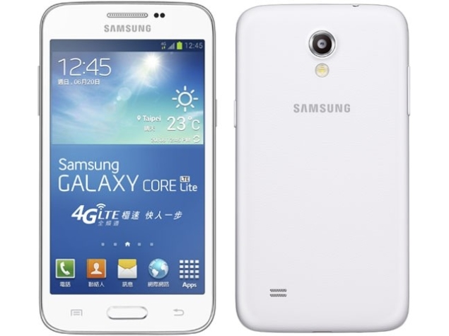Samsung Galaxy Core Lite With LTE Support and Quad-Core SoC Launched