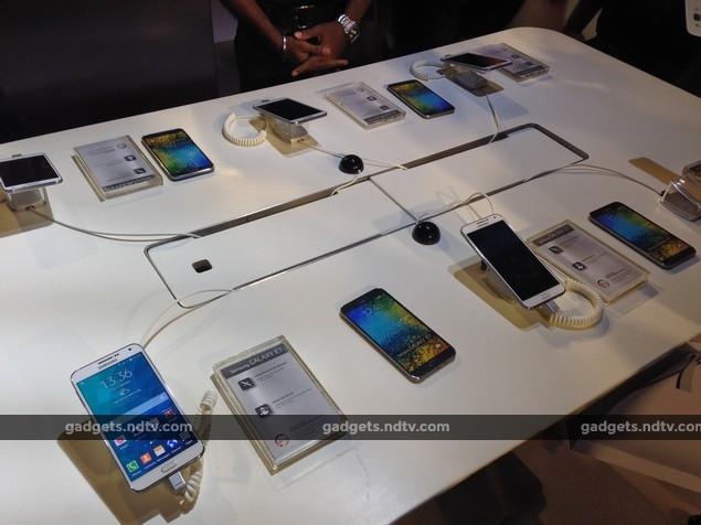 Samsung Galaxy E5 and Samsung Galaxy E7: First Impressions