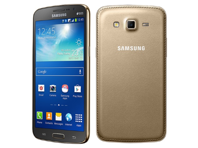 samsung galaxy grand 2 gold variant now listed in india by