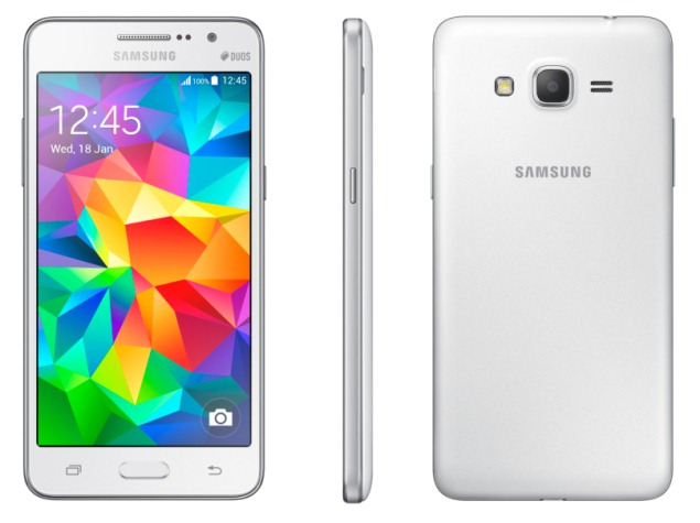 Samsung Galaxy Grand Prime Selfie-Focused Smartphone Launched at Rs. 15,499
