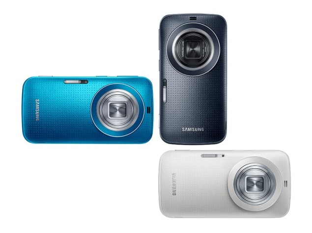 Samsung Galaxy K zoom with 20.7-megapixel camera, 10x optical zoom launched