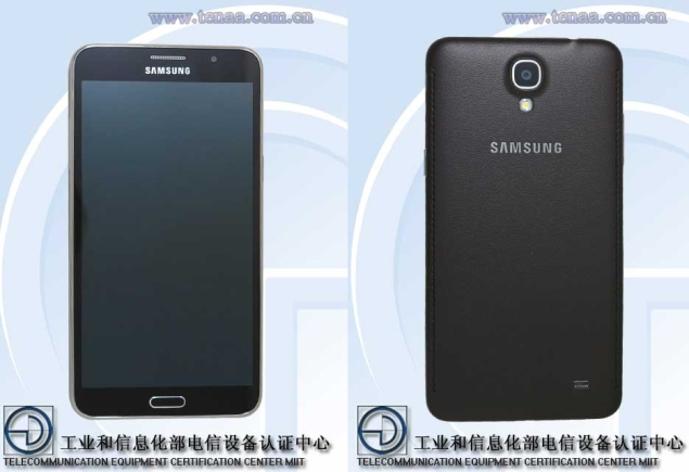 Samsung Galaxy Mega 2 With 6-inch Display Spotted in Images