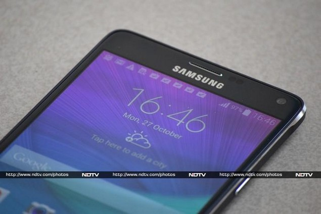 Samsung Galaxy Note 4 With 64-Bit Octa-Core Snapdragon 810 SoC Spotted