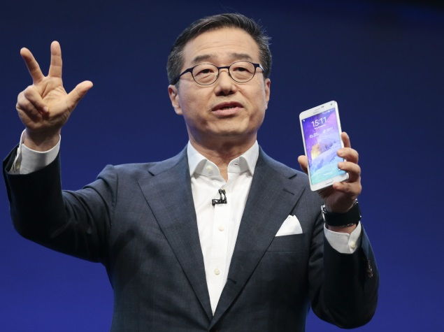 Samsung Galaxy Note 4 Has Little to Excite New Users