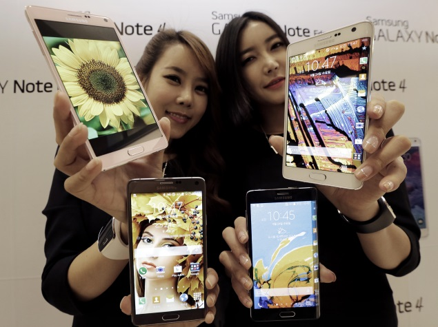 Samsung Galaxy Note 5 With 4K Display and 'Project Zen' Dual-Edge Variant Tipped