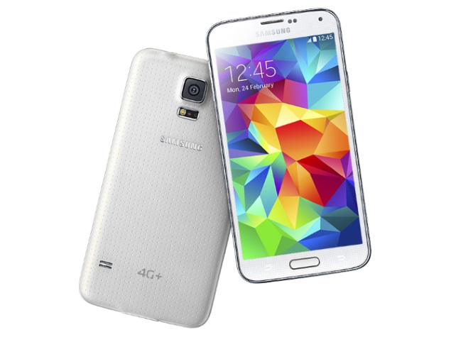 Samsung Galaxy S5 4G+ With LTE-A Support and Snapdragon 805 Launched