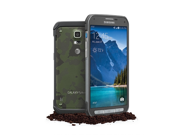 Samsung Galaxy S5 Active With Heart Rate Sensor, IP67 Rating Launched