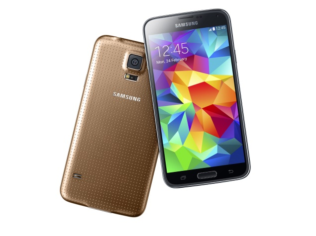 Samsung Galaxy S5 Running Android L With New TouchWiz UI Caught on Video