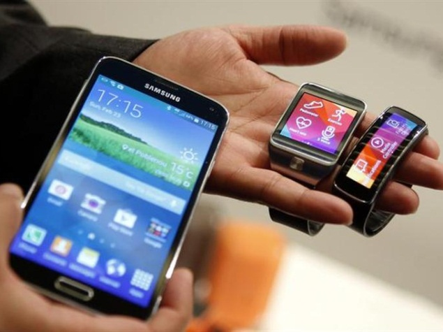Samsung Gear 2, Gear 2 Neo and Gear Fit compatible with 20 Galaxy devices