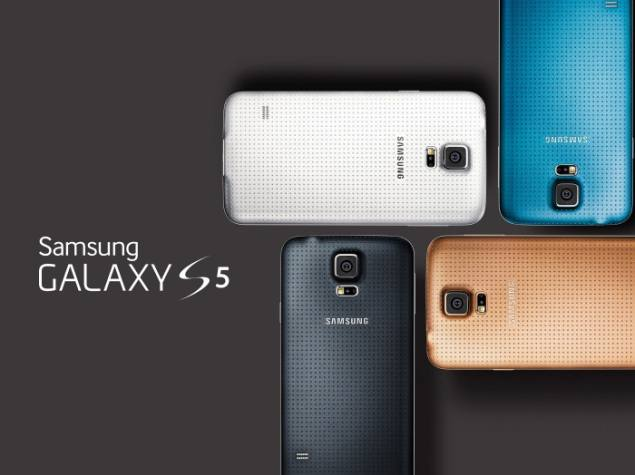 Who stole Samsung Galaxy S5's buzz?