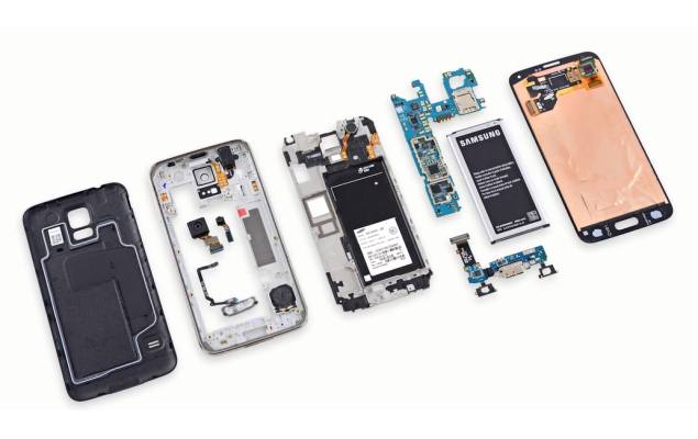 Samsung Galaxy S5 harder to repair than Galaxy S4, iPhone 5s: iFixit