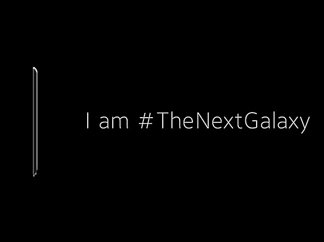 Samsung Galaxy S6 Straight Edge Design Flaunted in Latest Video Teaser