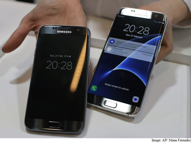 Samsung Post First-Quarter Profit on Strong Initial Sales of Galaxy S7