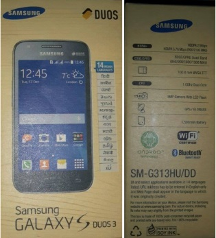 Samsung Galaxy S Duos 3 Now Reportedly Available at Rs. 7,999