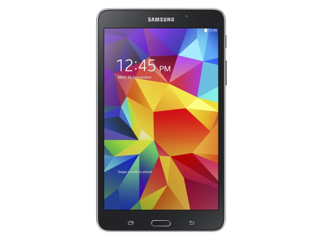 Samsung launches three tablets in new Galaxy Tab4 series