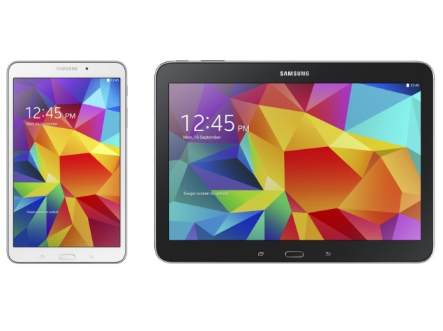 Samsung Galaxy Tab4 8.0 3G, Galaxy Tab4 10.1 3G Listed on Company's Site