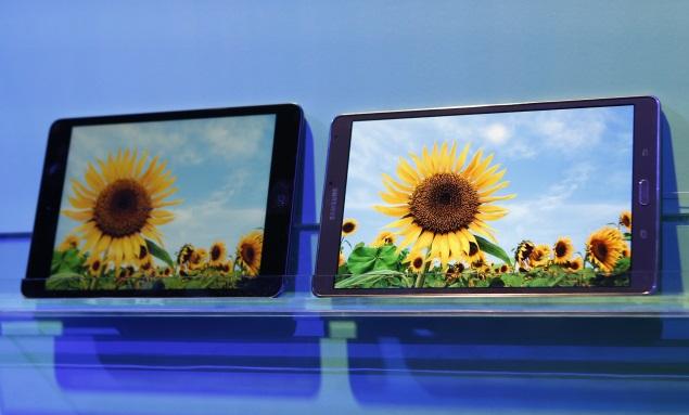 Samsung Galaxy Tab S Series: First Impressions