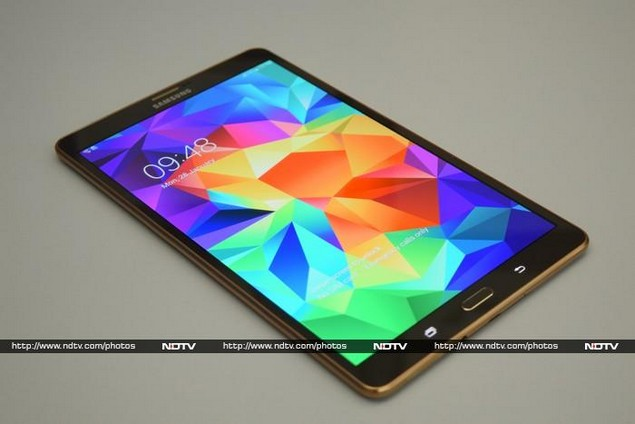 Samsung galaxy tab s review hitting the ipad where it for O tablet price list 2014