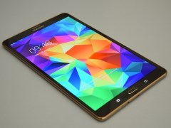 Samsung Galaxy Tab S Review: Hitting the iPad Where it Hurts