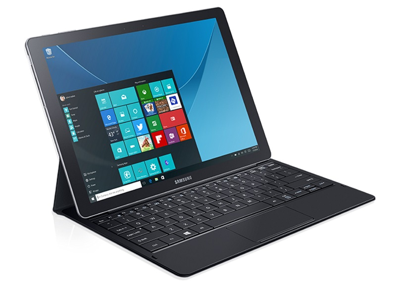 Samsung Galaxy TabPro S With 12-Inch Display, Windows 10 Launched at CES 2016