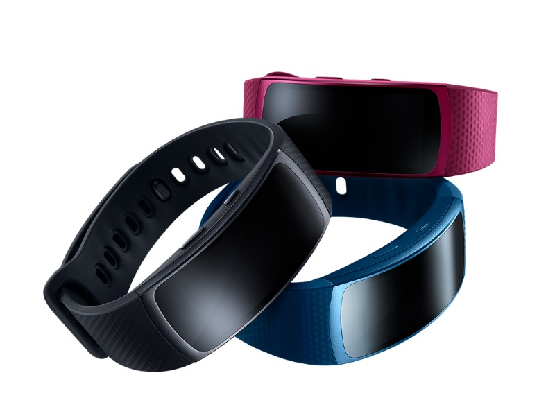 samsung challenges fitbit with 180 fitness tracker with gps technology news. Black Bedroom Furniture Sets. Home Design Ideas