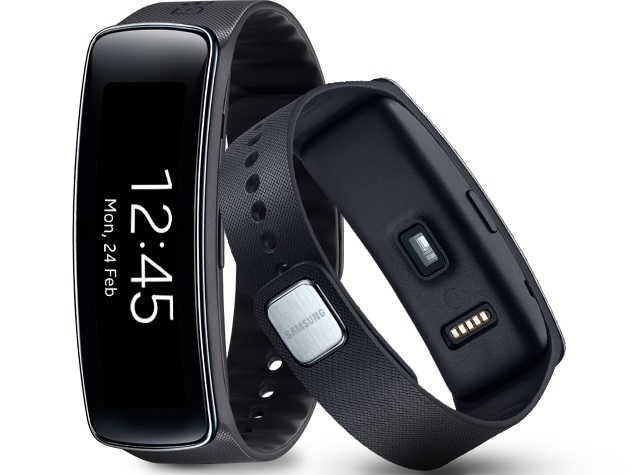 Samsung Gear Fit Smart Band Price Slashed to Rs. 12,100